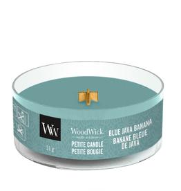 "WoodWick Kaars WoodWick ""Blue Java Banana"" Petite - WoodWick"