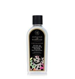 Ashleigh & Burwood Yuzu & Coconut Water 250ml Geurlampolie - Ashleigh & Burwood