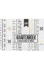 100% Leuk Kaartenboek met 12 kaarten - 100% Leuk