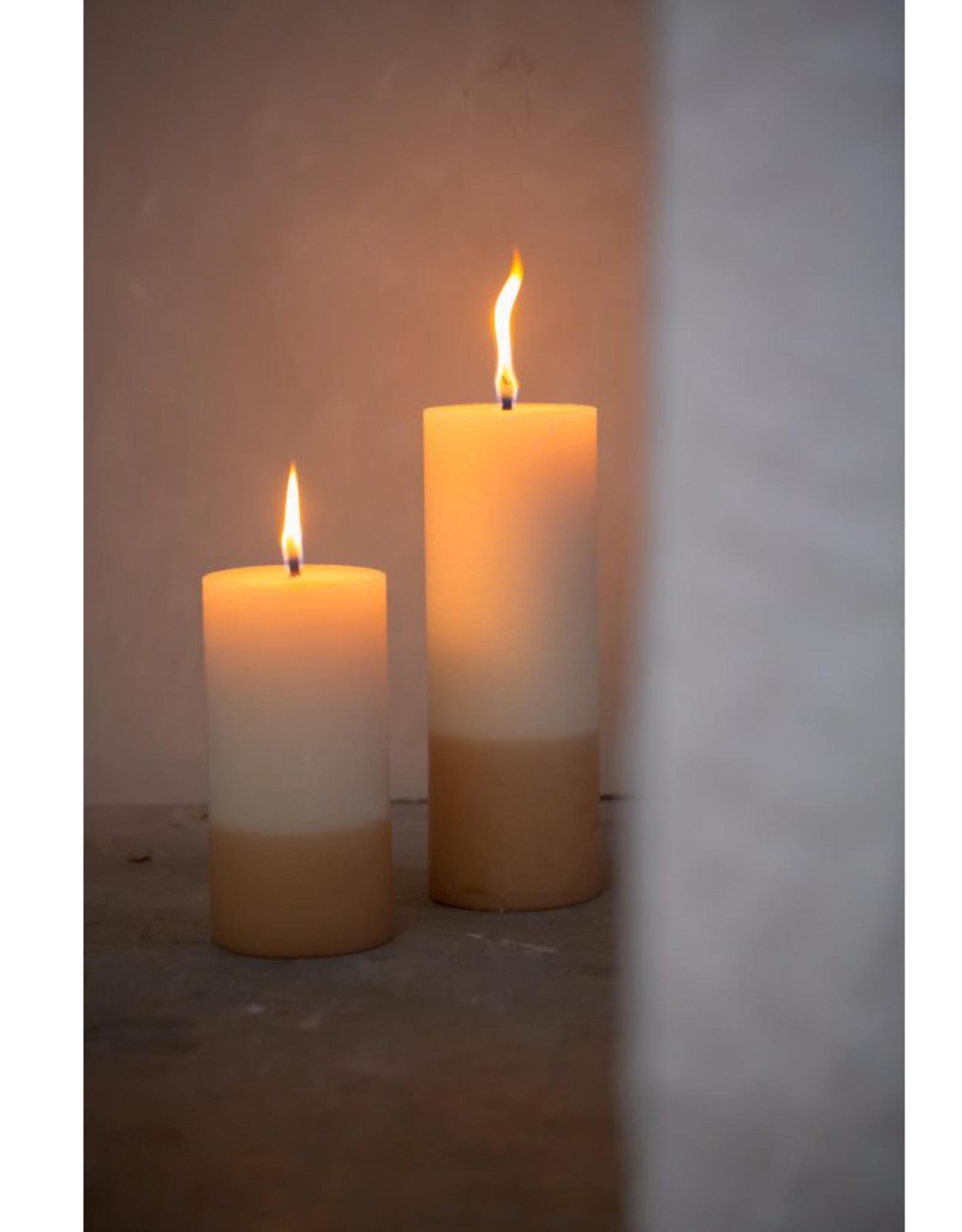 Rustik Lys Buiten PilaarKaars 10x28cm - Rustik Lys