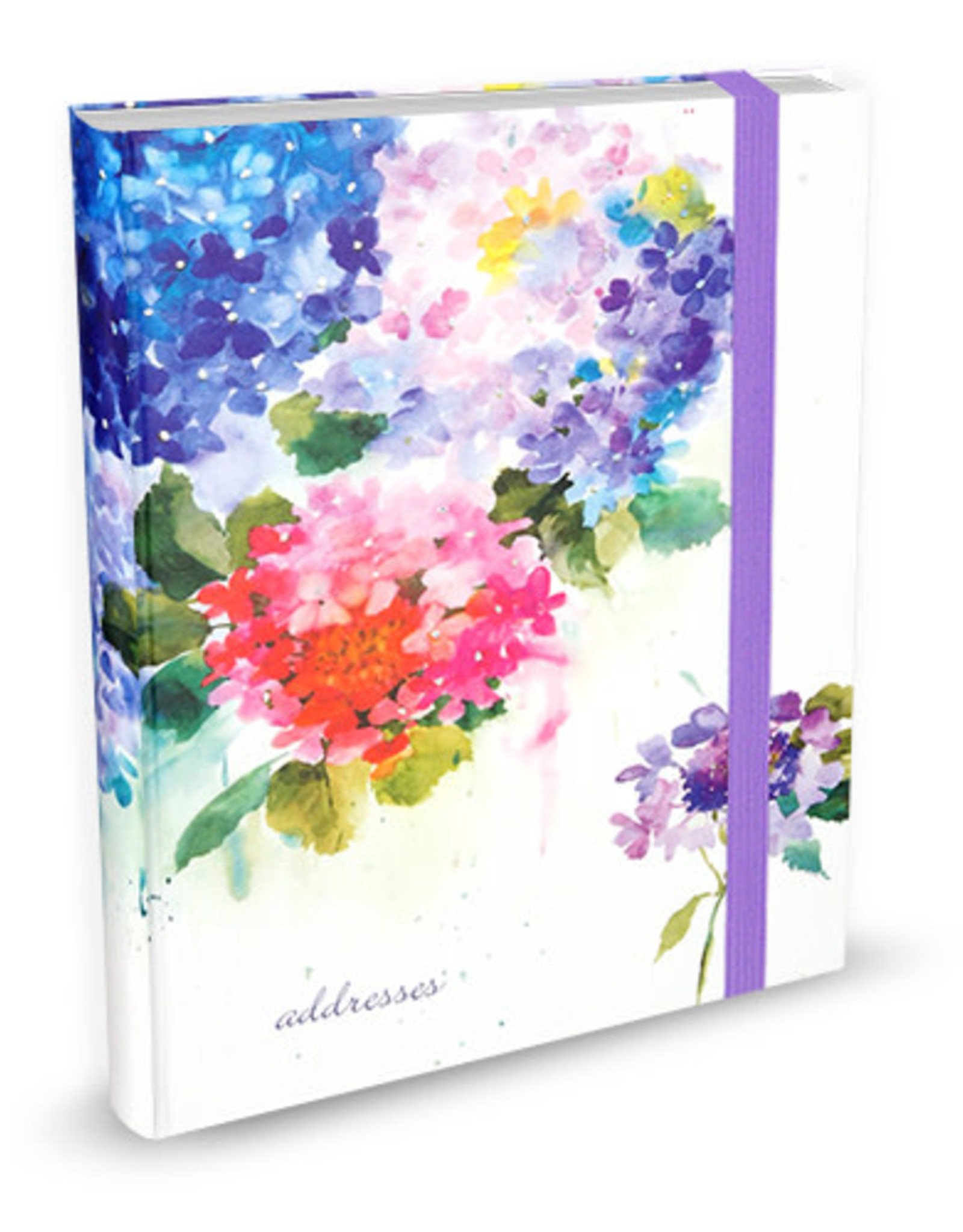 Adresboek Hydrangeas A5 - Comello