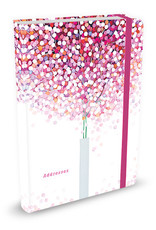 Adresboek A6 Lollipop Tree - Comello