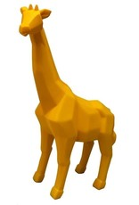 House of Disaster Origami Lamp Giraffe geel - House of Disaster