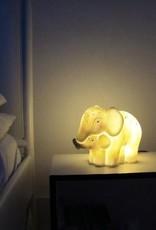 House of Disaster Moeder en Baby Olifanten Lamp - House of Disaster