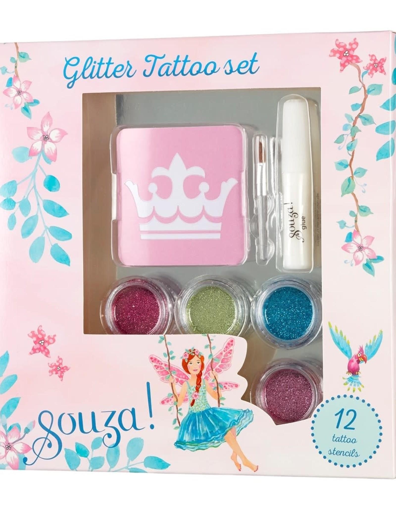 Souza! Glitter Tattoo Set - Souza!