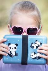 A Little Lovely Company Broodtrommel Panda - A Little Lovely Company