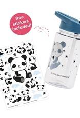 A Little Lovely Company Drinkfles Panda - A Little Lovely Company