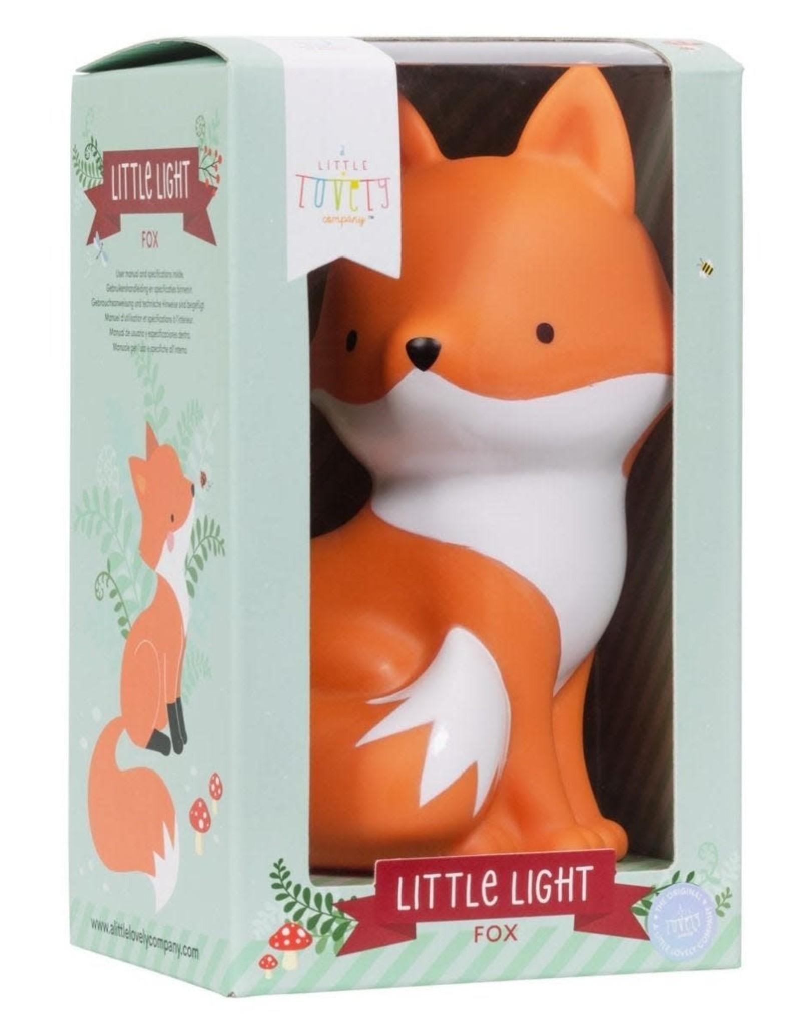 A Little Lovely Company Nachtlampje Vos - A Little Lovely Company