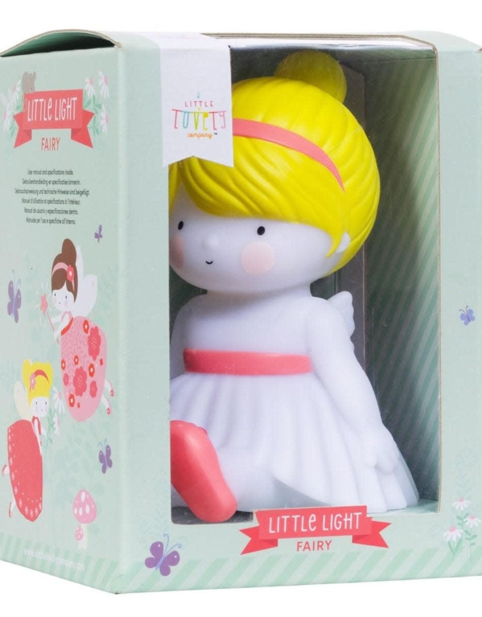 A Little Lovely Company Nachtlampje Feetje - A Little Lovely Company