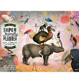 De Enige Echte! Super Family Planner 2021 - Kosmos