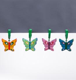 Tafelkleed Gewichtjes Vlinders 4 stuks
