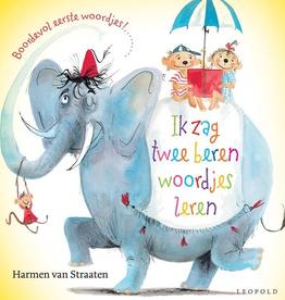 Ik zag twee Beren woordjes leren - Leopold