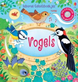 Vogels (Geluidenboek) - Usborne