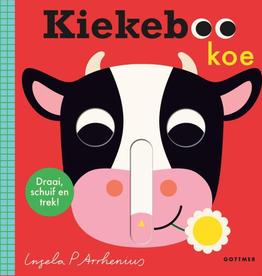 Kiekeboo Koe - Kartonboekje