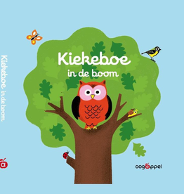 Kiekeboe in de boom met flapjes - Oogappel