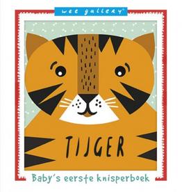 Baby's eerste Knisperboek Tijger - Wee Gallery