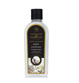 Ashleigh & Burwood Soft Cotton 500ml Geurlampolie - Ashleigh & Burwood