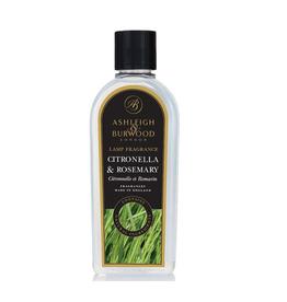 Ashleigh & Burwood Citronella & Rosemary 500ml Geurlampolie - Ashleigh & Burwood