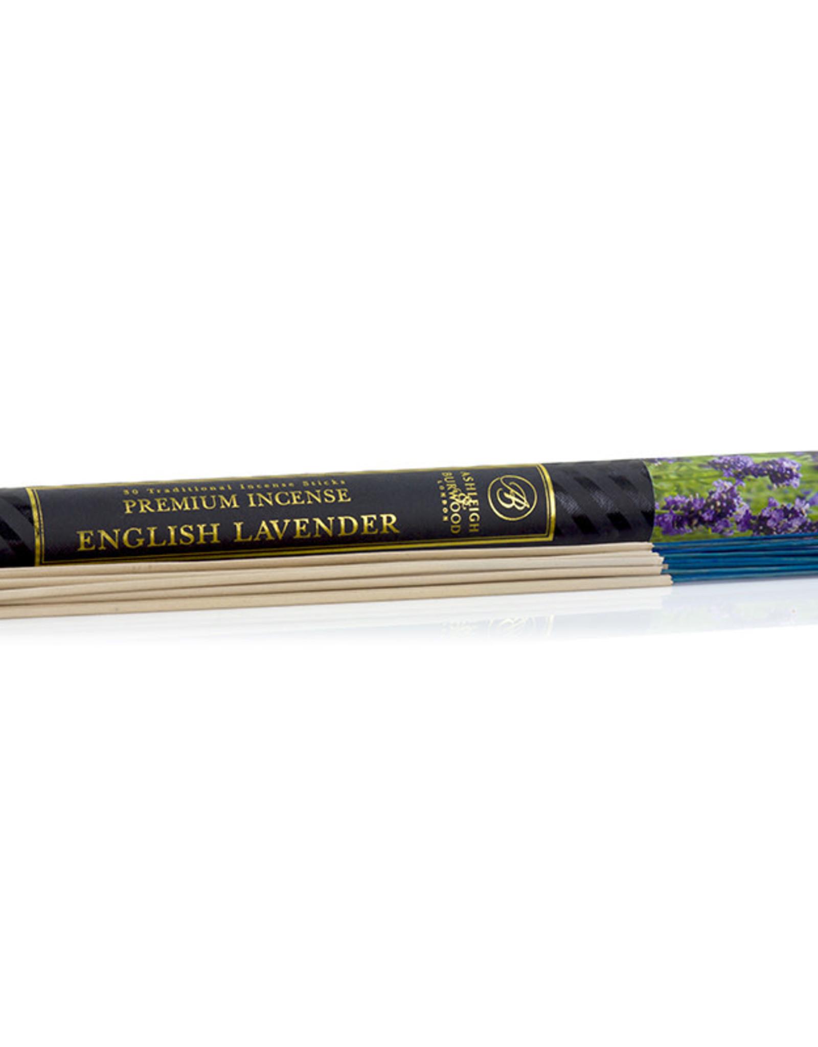 Ashleigh & Burwood Wierook English Lavender Incense - Ashleigh & Burwood