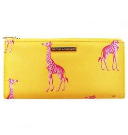 Portemonnee Giraffe - Heritage and Harlequin