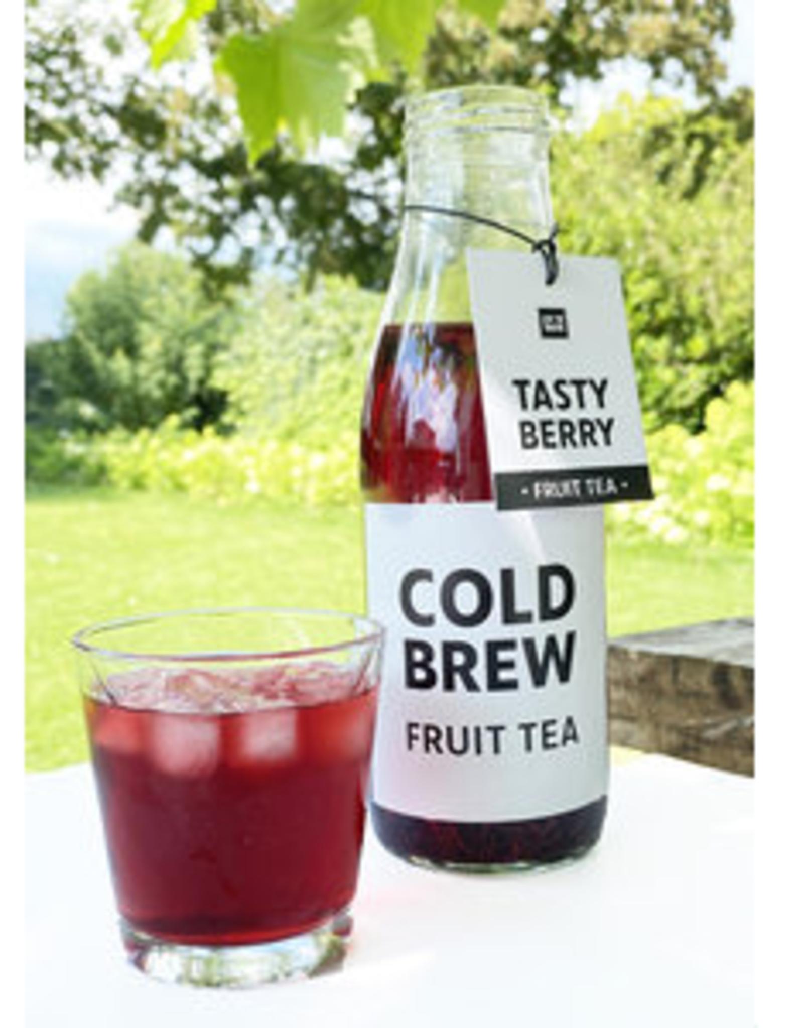 "LIV 'N TASTE Cold Brew Fruit Tea ""Tasty Berry"" - Liv 'n Taste"