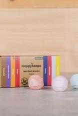 "HappySoaps Mini Bath Bombs ""Herbal Sweets"" - HappySoaps"