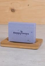 HappySoaps Zeephouder van Bamboe voor twee Shampoo Bars - HappySoaps