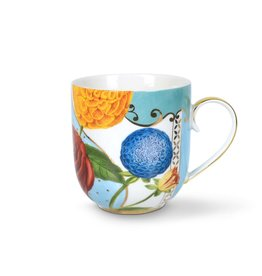 Pip Studio Mok klein Royal Flowers 260ml - Pip Studio