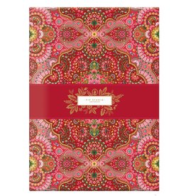 Pip Studio Notitieboek A4 Moon Delight rood - Pip Studio