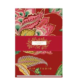 Pip Studio Notitieboek A6 Moon Delight rood - Pip Studio