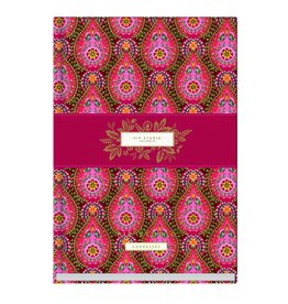Pip Studio Adresboek A5 Moon Delight rood - Pip Studio