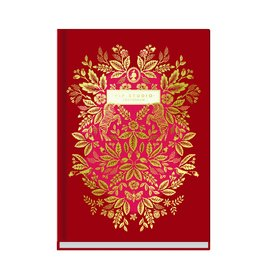 Pip Studio Adresboek A6 Moon Delight rood - Pip Studio