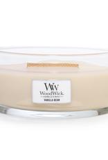 """WoodWick Kaars WoodWick """"Vanilla Bean"""" Ellipse - WoodWick"""