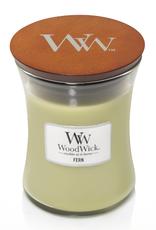 """WoodWick Kaars WoodWick """"Fern"""" medium - WoodWick"""