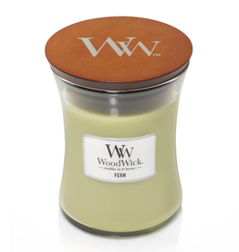 "WoodWick Kaars WoodWick ""Fern"" medium - WoodWick"
