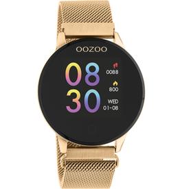 OOZOO Smartwatch Q00121 43mm Goud/Goud - OOZOO