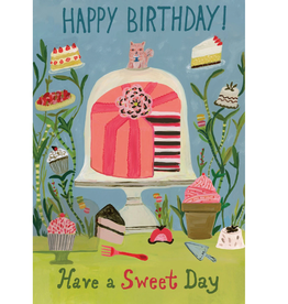 Sweet Birthday Cake - Roger la Borde