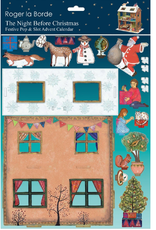 Adventskalender Pop & Slot The Night Before Christmas