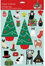 Adventskalender Pop & Slot Fireside Cats