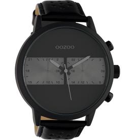 OOZOO Horloge C10519 zwart 50mm - OOZOO
