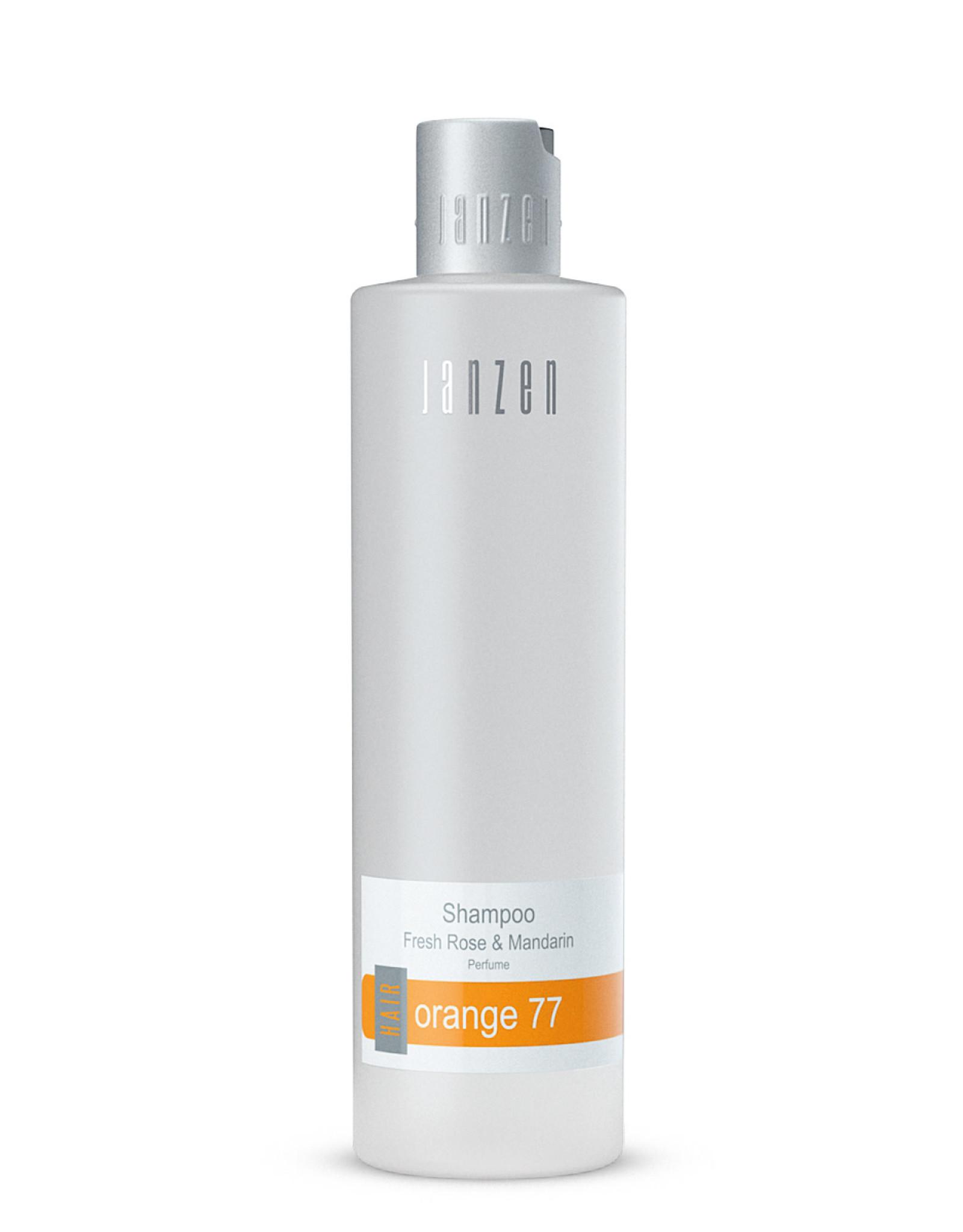 JANZEN Shampoo Orange 77 300ml - JANZEN