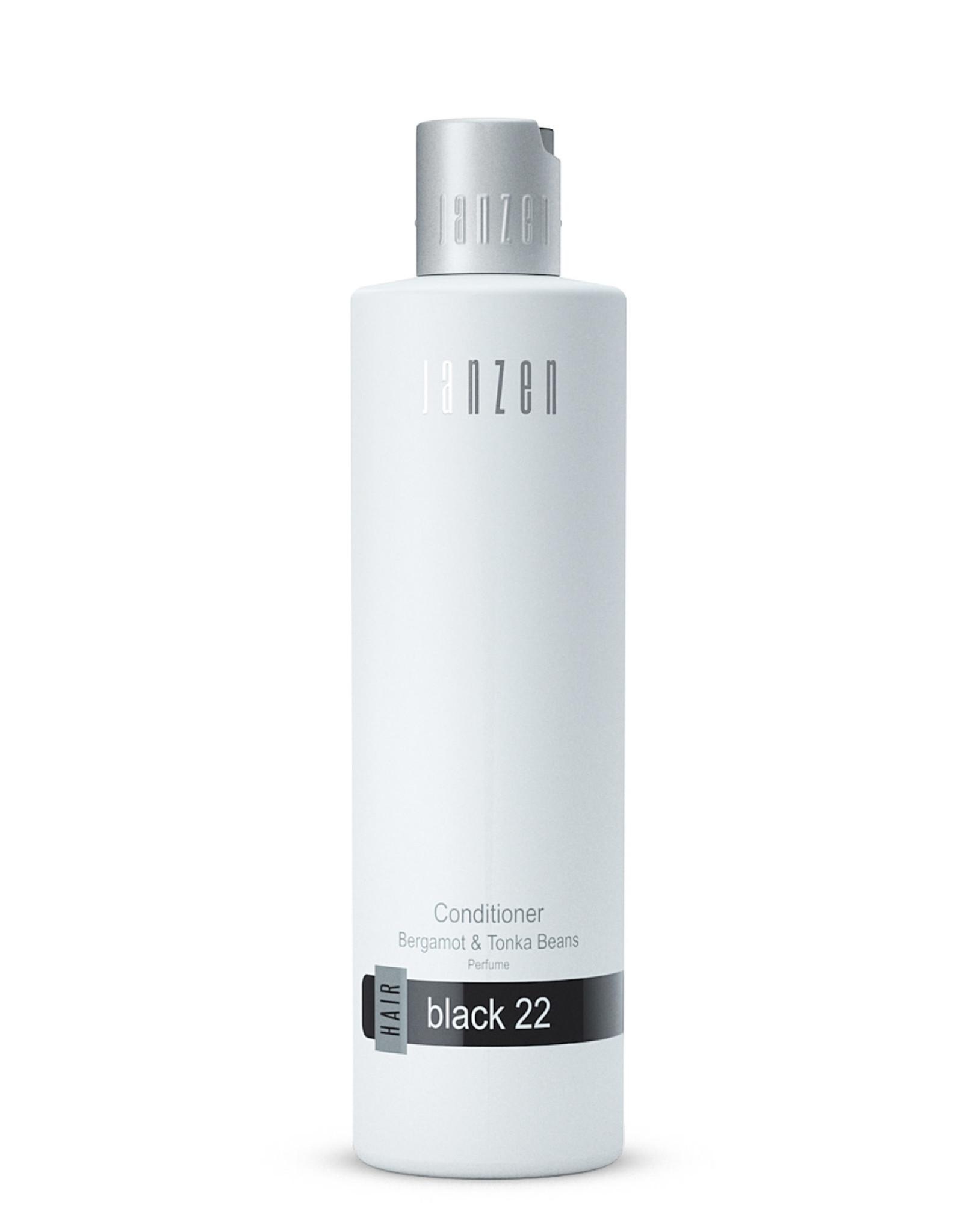 JANZEN Conditioner Black 22 300ml - JANZEN