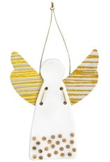 Räder Bescherm Engel mini dots goud 4,5x5,5cm - Räder