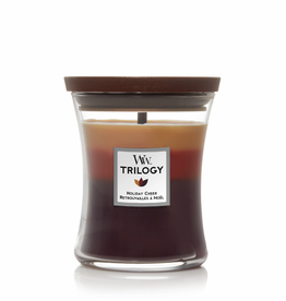 "WoodWick Kaars WoodWick ""Holiday Cheer"" medium - WoodWick"