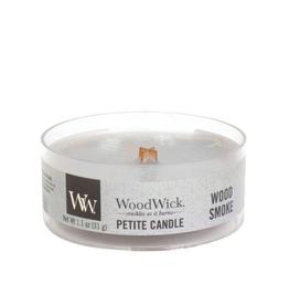 """WoodWick Kaars WoodWick """"Wood Smoke"""" Petite Candle - WoodWick"""