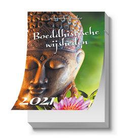 Scheurkalender 2021 Boeddhistische Wijsheden