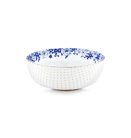 Pip Studio Kom Royal White 20cm - Pip Studio