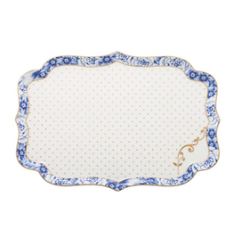 Pip Studio Plateau Royal White 26x18cm - Pip Studio