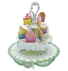 Santoro London Cupcakes - Santoro Pirouettes