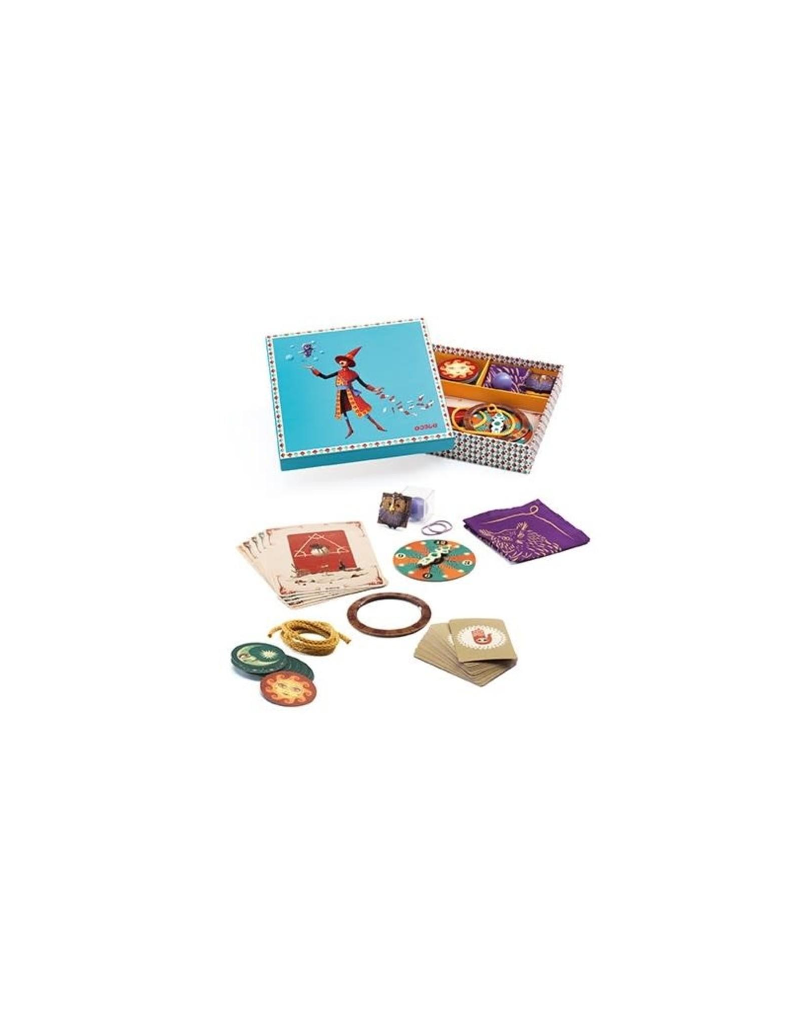 Djeco Goocheltrucs Box met 20 trucs 8-12jr - Djeco